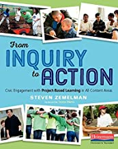 From Inquiry to Action: Civic Engagement with Project-Based Learning in All Content Areas