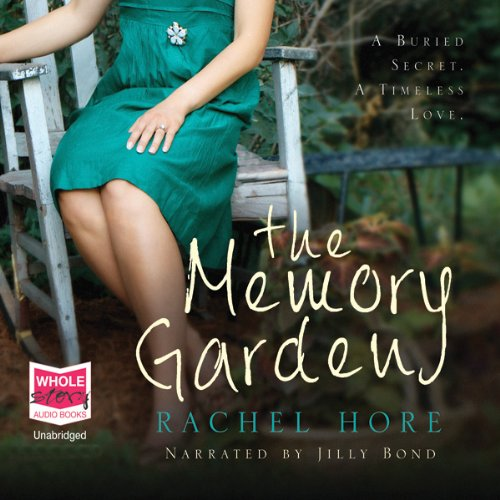 The Memory Garden audiobook cover art