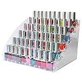 Acrylic Clear Makeup Cosmetic Nail Polish Varnish Display Stand Rack Organizer Holder