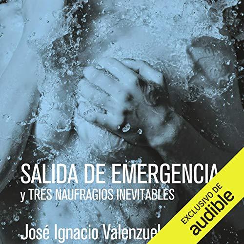 Diseño de la portada del título Salida de Emergencia