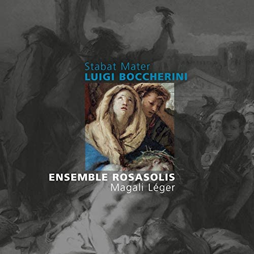Magali Léger & Ensemble RosaSolis