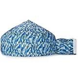 The Original AirFort Build A Fort in 30 Seconds, Inflatable for Kids (Ocean Camo)