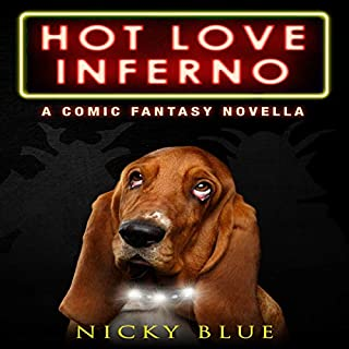 Hot Love Inferno     A Dark Comedy Fantasy Adventure (Prophecy Allocation, Book 2)              By:                                                                                                                                 Nicky Blue                               Narrated by:                                                                                                                                 James Head                      Length: 3 hrs and 23 mins     Not rated yet     Overall 0.0