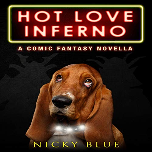 Hot Love Inferno audiobook cover art