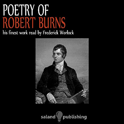 Couverture de The Poetry of Robert Burns