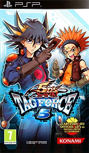 Yu-Gi-Oh! Tag Force 5 (PSP) (UK IMPORT)