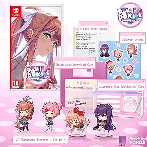 Doki Doki Literature Club Plus (Nintendo Switch)