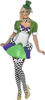 Fever Women's Miss Mad Hatter Costume