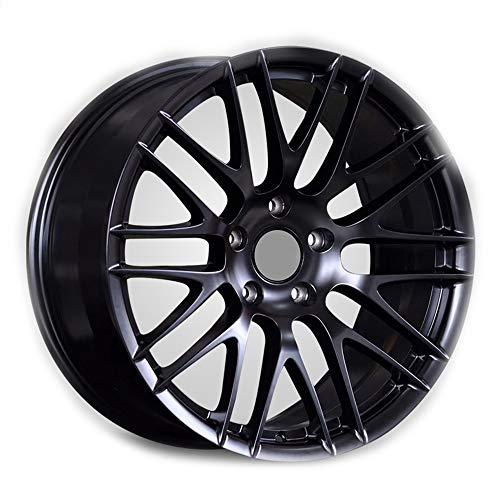 GYZD Alu Felgen 20 Zoll Durchfluss geschmiedete Radlegierung Ersatzrad Auto Rad Maschine Aluminium Felge Passend für R20 *10.5J Reifen Geeignet für macan 718 911 1 (Stück),I