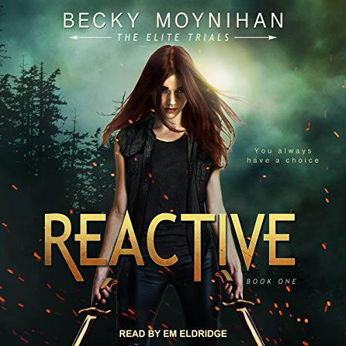 Reactive Audiobook By Becky Moynihan cover art