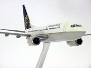 Boeing 737-700 Continental Airlines 1/200 Scale Model by Flight Miniatures