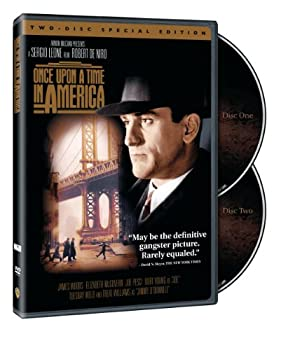 DVD Once Upon a Time in America (Two-Disc Special Edition) Book