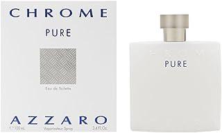 Azzaro Chrome Pure Agua de Tocador - 100 ml