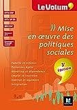 Mise en oeuvre des politiques sociales 3e édition - Le Volum' - N°03