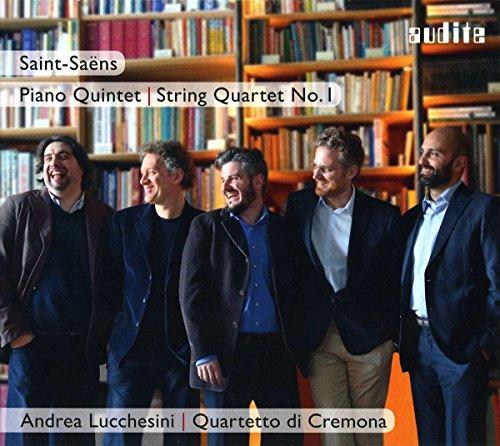 Piano Quintet/Streichquartett No.I