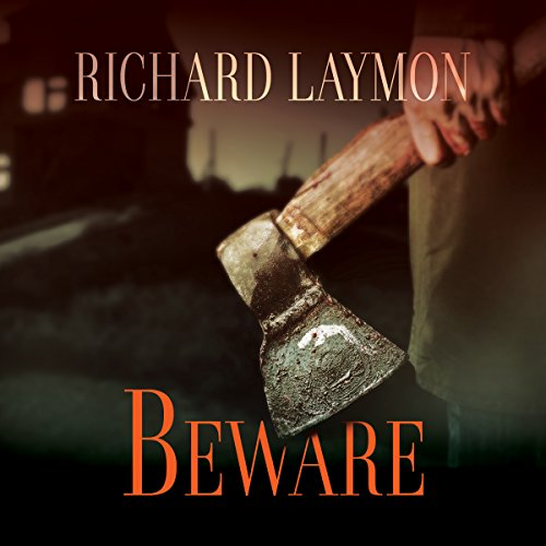 Beware audiobook cover art