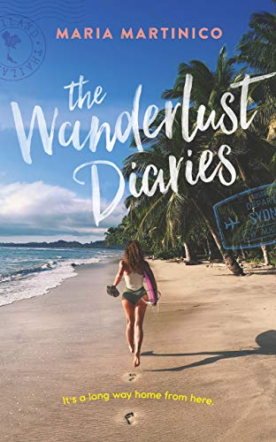 The Wanderlust Diaries: It's a long way home from here.