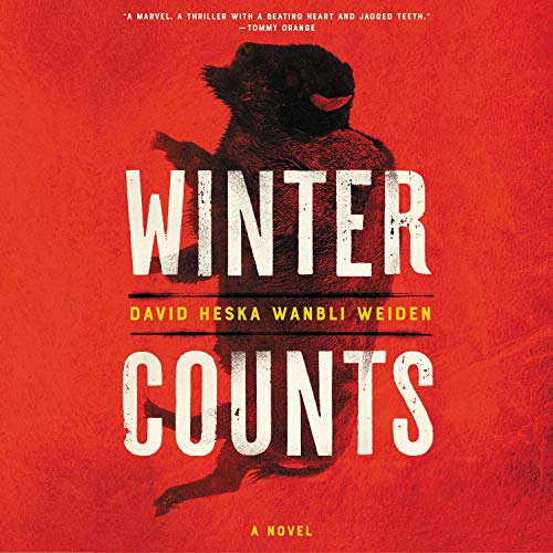 Winter Counts  By  cover art
