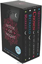 House of Night, Books 1-4 (Marked / Betrayed / Chosen / Untamed)