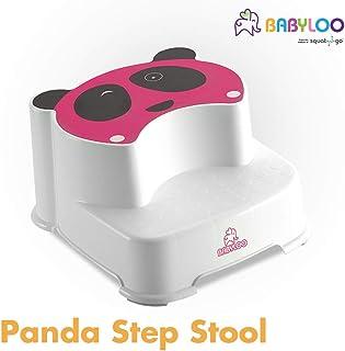 Babyloo Panda Step Stool (Pink) …