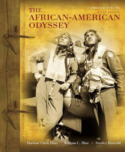 African-American Odyssey, The, Combined Volume (5th Edition)
