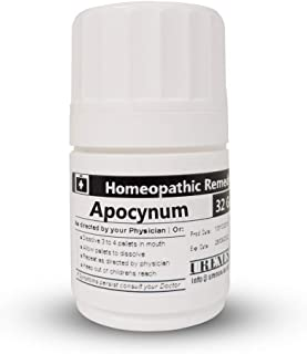 APOCYNUM CANNABINUM 30C Homeopathic Remedy in 32 Gram
