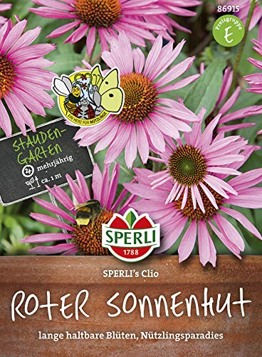 Sperli-Samen Sonnenhut SPERLI's Clio