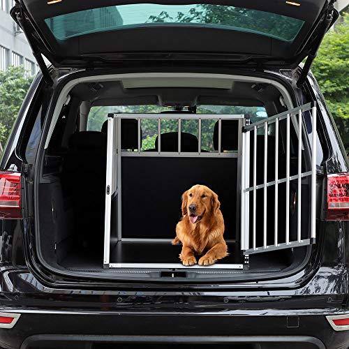 CADOCA Dog Car Cage