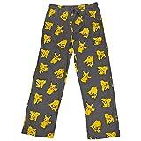 Bioworld Pokemon Pikachu Men's Sleep Pants,...