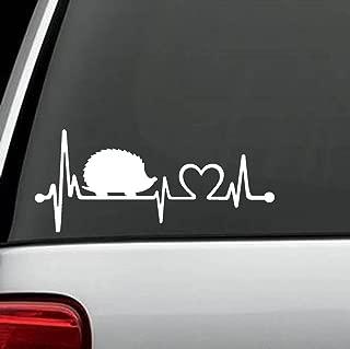 Best hedgehog car sticker Reviews