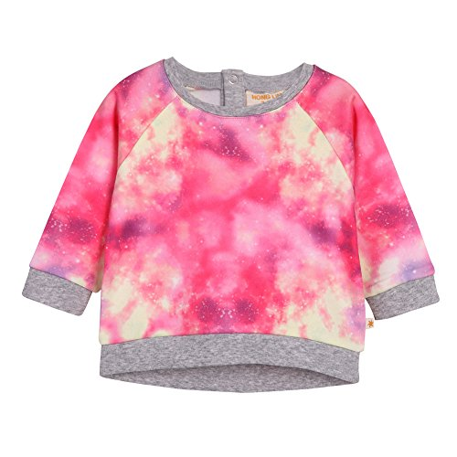 HONGLIN Baby Boys and Girls Pullover Tops Starry Sky Style Kids Clothes Crewneck Sweater