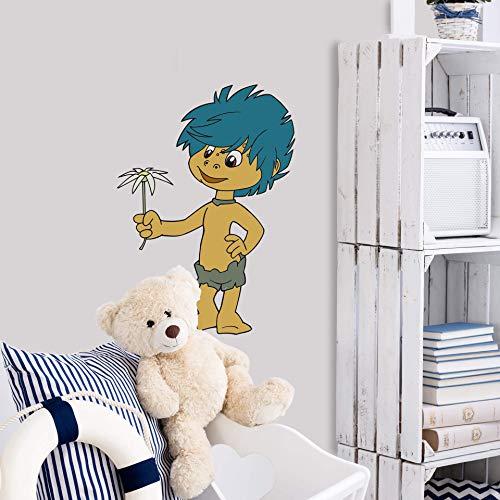 Sandmann und Plumps Wandtattoo Pusteblume Esszimmer Klebebilder für die Küchenwand