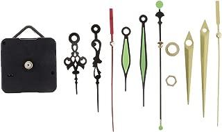 Baosity 3 Colors/Styles Hands Quartz DIY Wall Clock Movement Mechanism Battery Operated DIY Repair Parts Replacement Essential Tools Set