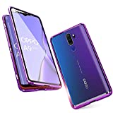 DoubTech Case for Oppo A9 2020 Magnetic Adsorption Tech