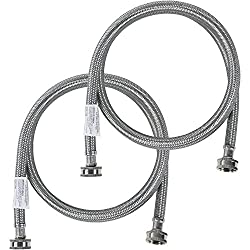 hot and cold washing machine hoses