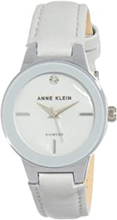 Anne Klein AK/N2687GMLG Analog Quartz Grey Watch