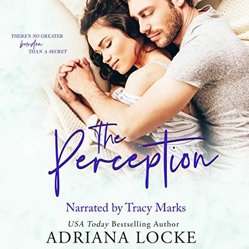 The Perception audiobook cover art