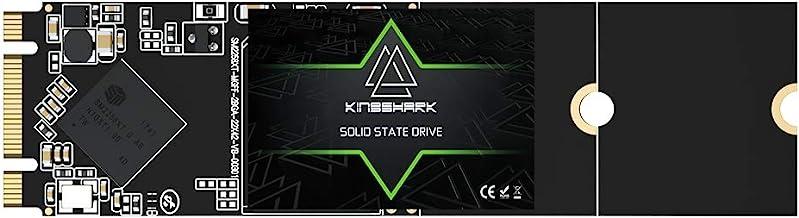 KingShark SSD M.2 2280 250GB Ngff SSD 80MM SATA III 6Gb/s Unidad De Estado Sólido Incorporada de Alta Velocidad Unidad de Disco Duro de Alto Rendimiento para computadora portátil de(250GB, M.2 2280)