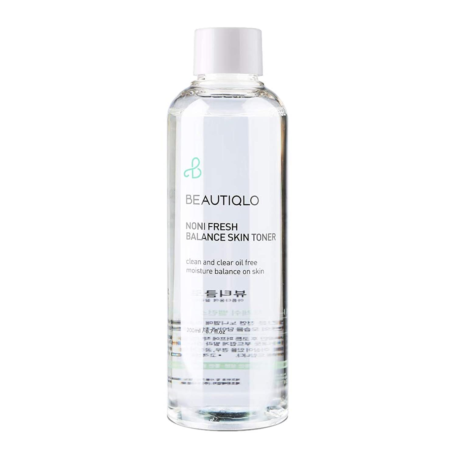 雑草承認時間とともに韓国化粧品 BEAUTIQLO NONI FRESH BALANCE SKIN TONER ビューティクロ ノニフレッシュバランススキントーナー 化粧水