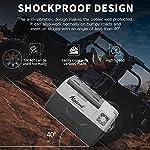 Alpicool-CX30-Frigorifero-portatile-da-30-litri-12-V-per-auto-campeggio-camion-barca-e-presa-con-porta-USB-asta-telescopica-ruota