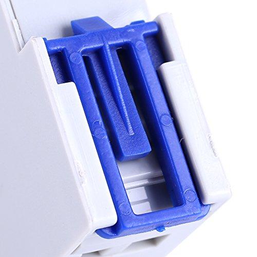 BITHEOUT Interruptor de Temporizador de Cuenta Regresiva de plástico ABS, Temporizador automático, Interruptor de luz, Temporizador, para electrodomésticos, Pasillo, Publicidad, Caja de lámpara,