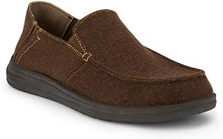 حذاء مسطح رجالي فيريس بدون كعب من دوكرز