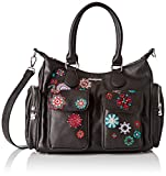 Desigual Damen Bag Rep Nanit London Umhängetasche