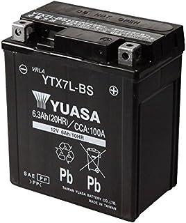 TAIWAN YUASA [ 台湾ユアサ ] シールド型 バイク用バッテリー YTX7L-BS