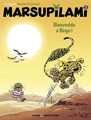 Marsupilami - tome 32 - Bienvenido a Bingo ! (French Edition)