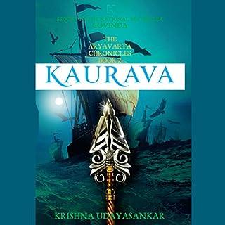 Kaurava audiobook cover art