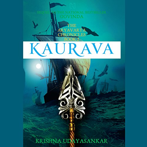 Kaurava audiobook cover art