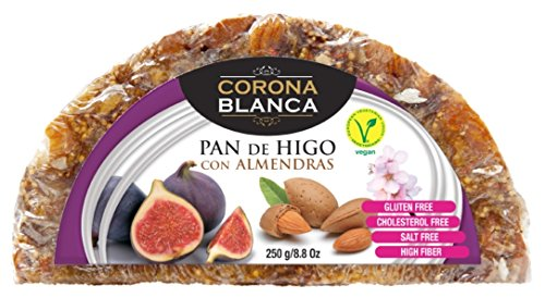 Pan De Higo Con Almendras 250 Gr