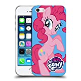 Official My Little Pony Pinkie Pie Solo Character Art Soft Gel Case Compatible for iPhone 5 iPhone 5s iPhone SE