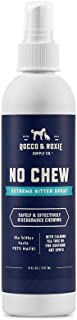 Rocco & Roxie No Chew Extreme Bitter Spray for Dogs –...